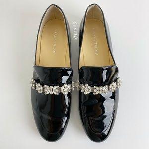 Ivanka Trump Wareen Embellished Loafers Size US 10